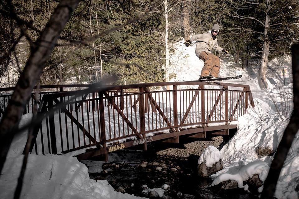 Sunnidale bridge