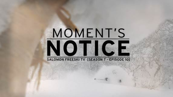 Moments Notice