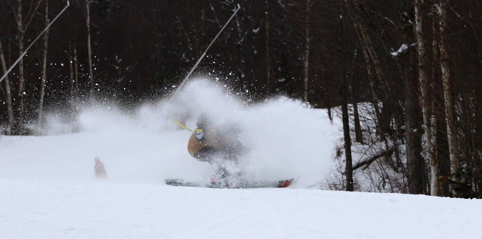 Snow Slash