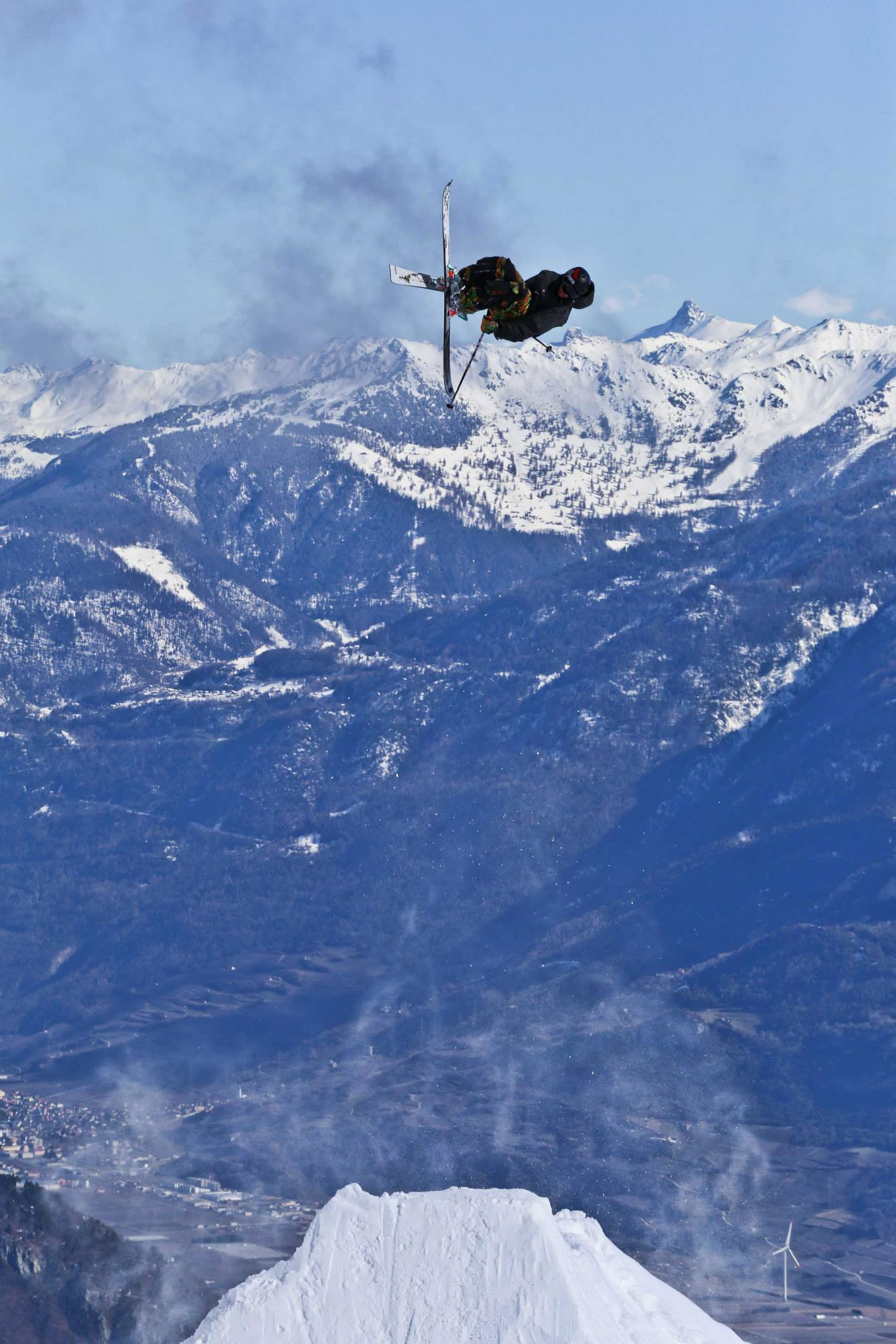 Dub Cork 10 Tail Over Valais