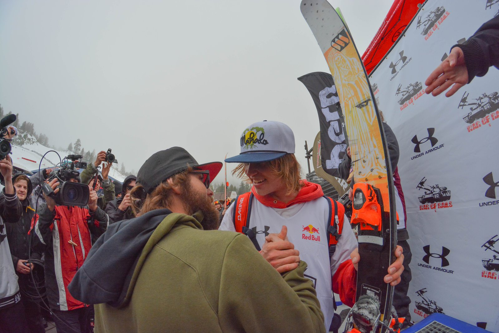 Karl Fostvedt and All His Stoke!