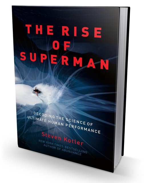 Learning to Learn Faster: The Rise of Superman Examines How  Flow Supercharges Learning and Achievement.