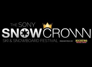 Blue Mountain Hosts Sony SnowCrown March 10-16