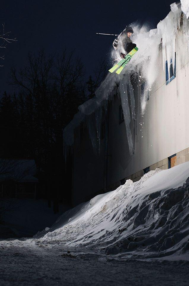 Matt Brindisi Roof Drop