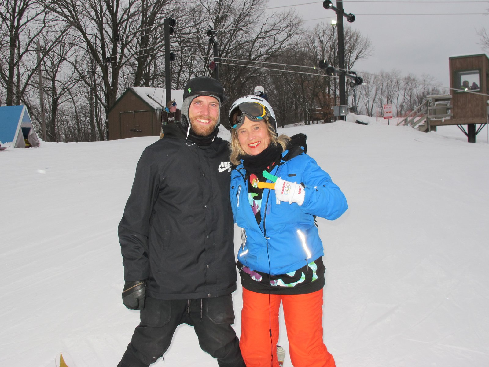 Me and Jossi Wells!!