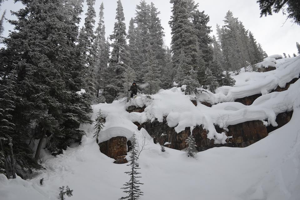 Rocky Mountain Pow
