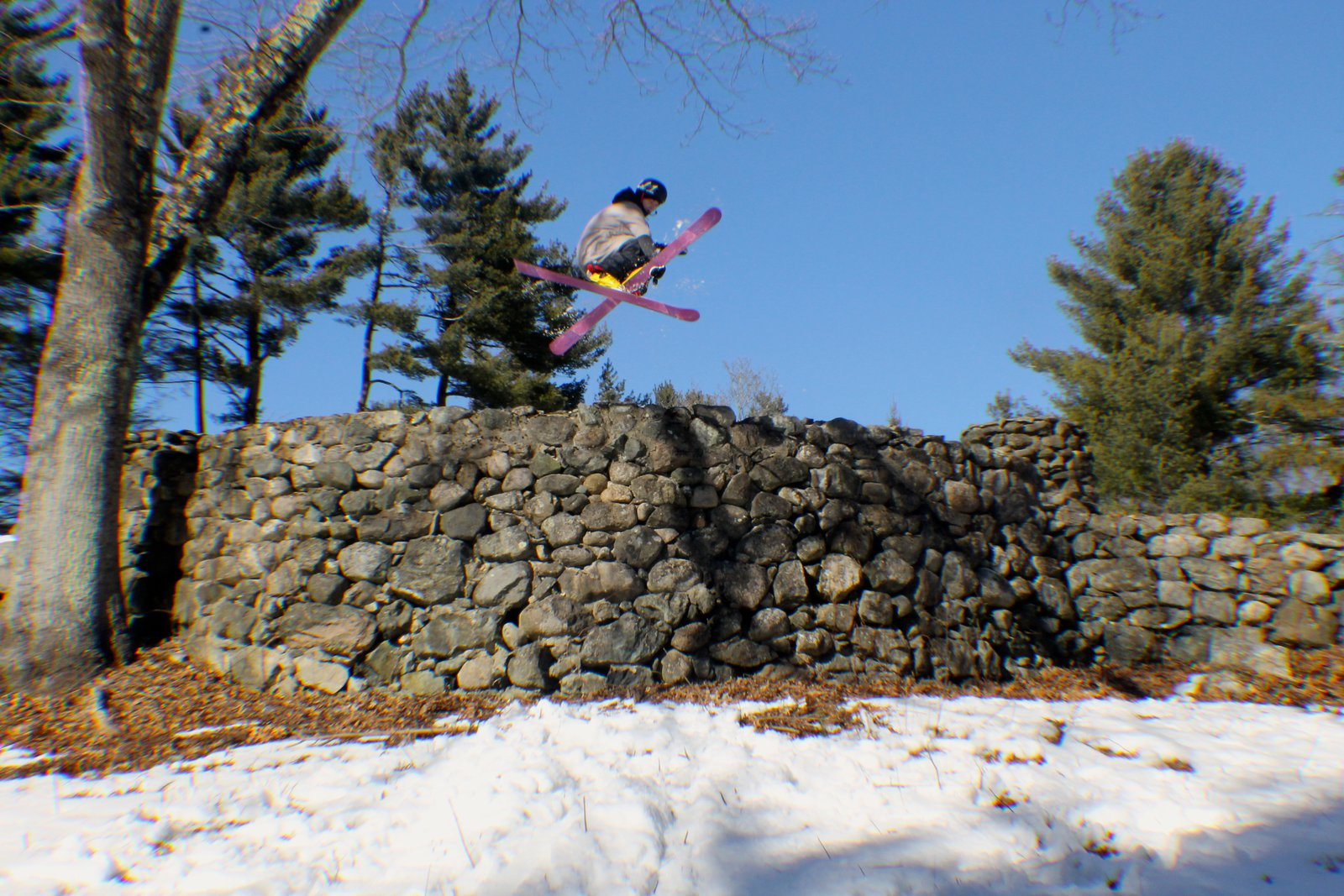mute 180 over the wall