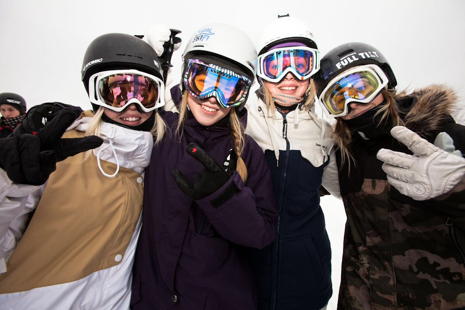 The FUNnish Open- Smiles, Good Vibes, and the Way a Ski Event Should Be: