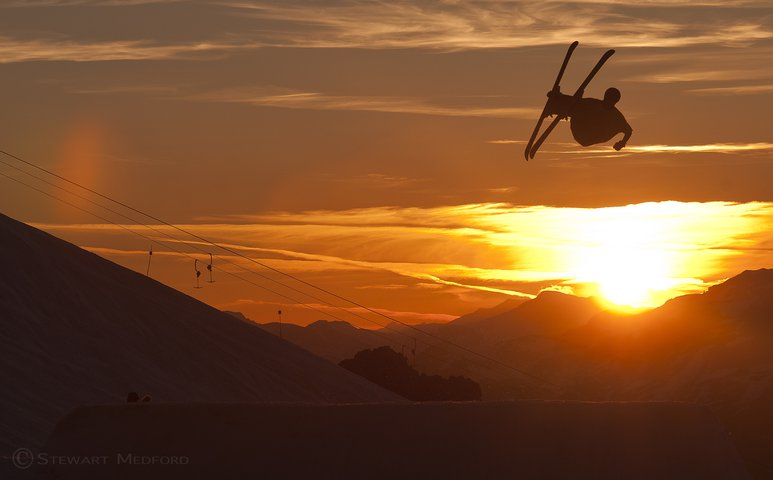 Sunset Session at Momentum #tbt