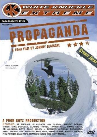 Propaganda Cover