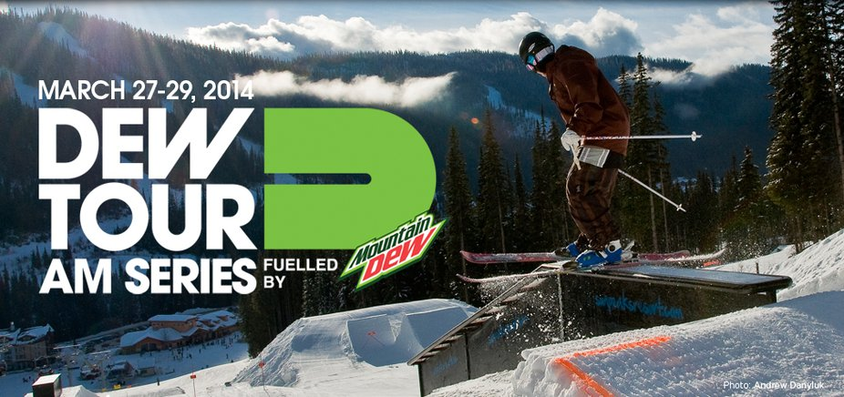 Dew Tour Comes To Canada With First-Ever Dew Tour AM Series, Fuelled by Mountain Dew