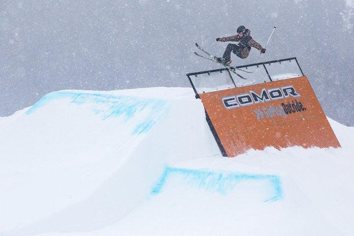 Rob Heule does Ski Jib Kings