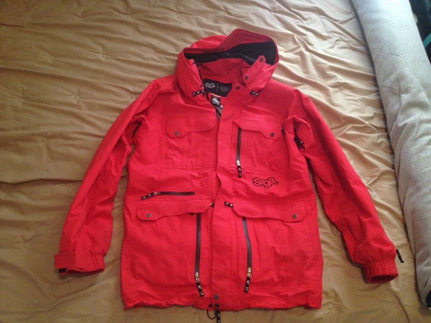 Saga - Red jacket
