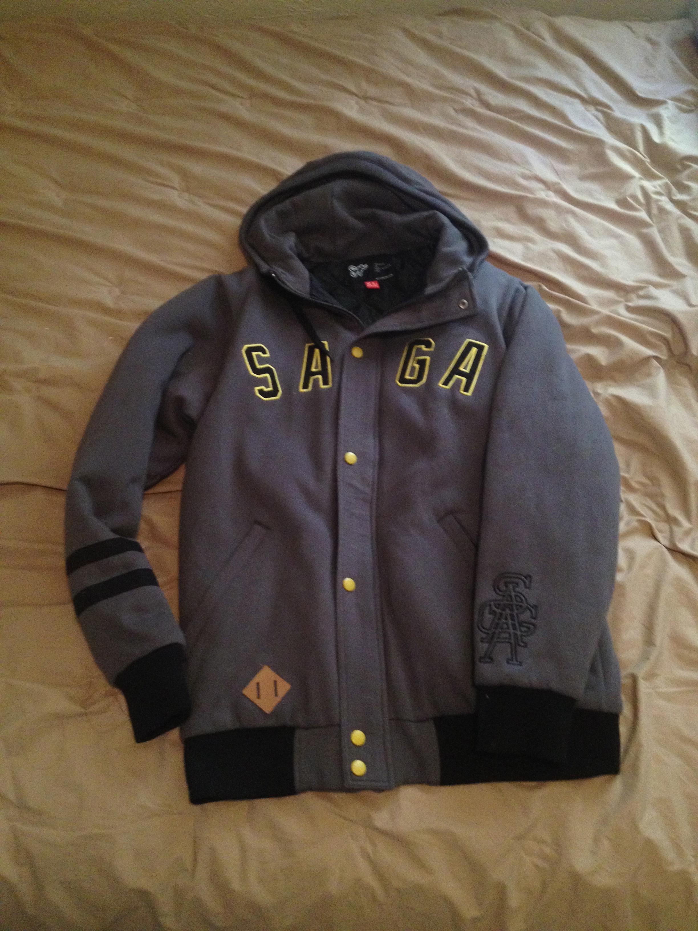 Saga - Insulated Zip Hoody