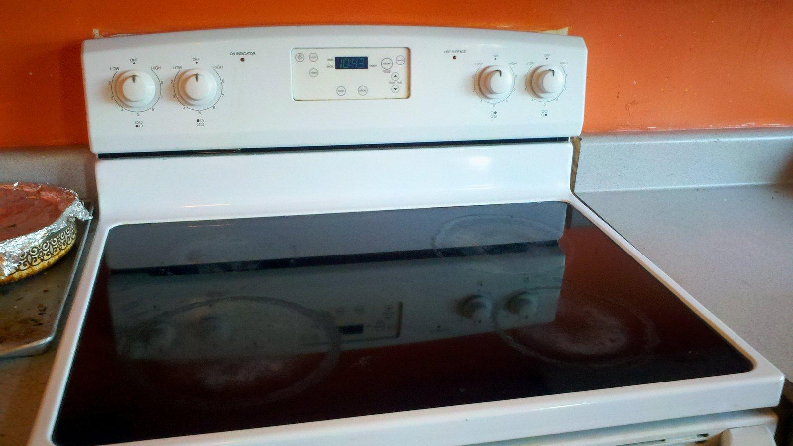 clean stove!!!!!!!!!!!!!