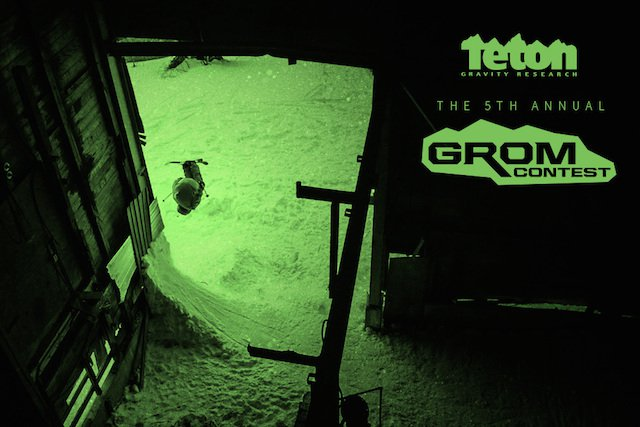 TGR's 5th Annual Grom Contest