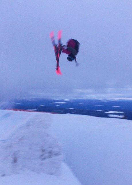 First flip