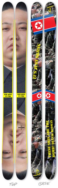 Kim Jong Un pro model