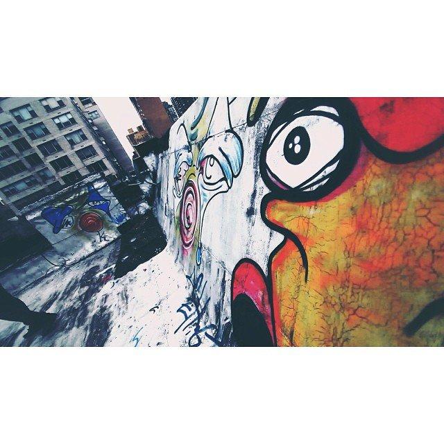 NYC Roof