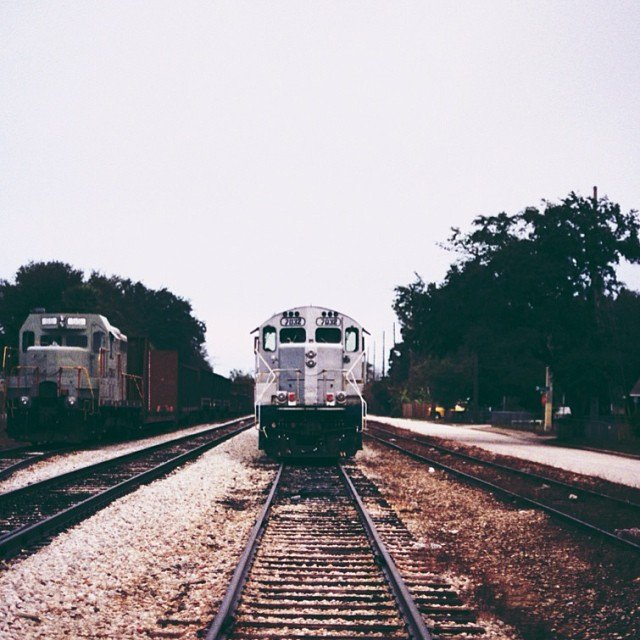 Train Chasing 2