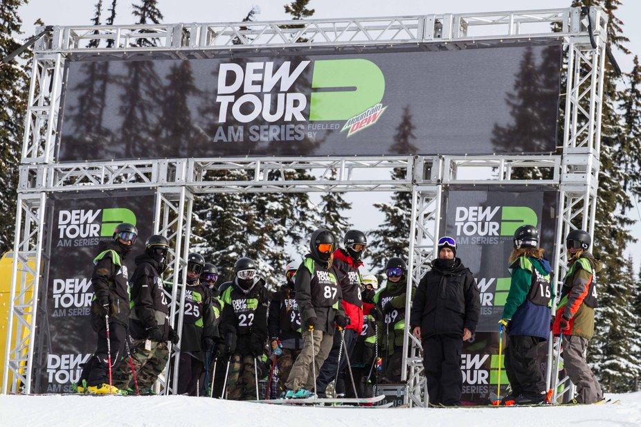 Dew Tour Series Qualifiers/Finals