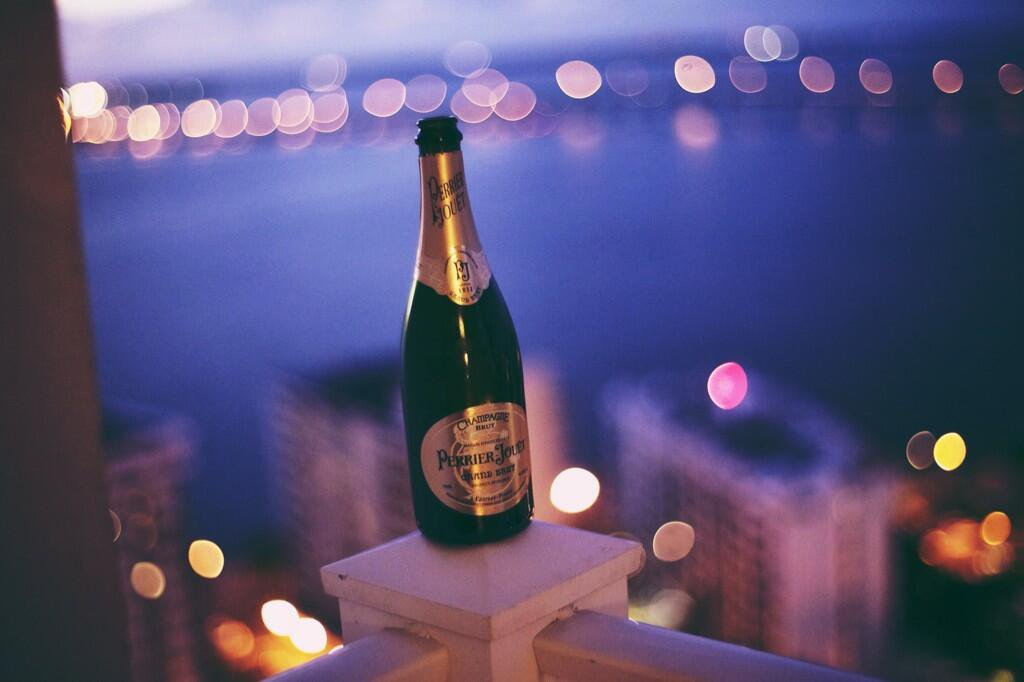 Champagne Nights