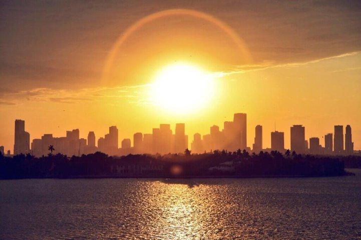 MIA Sunset