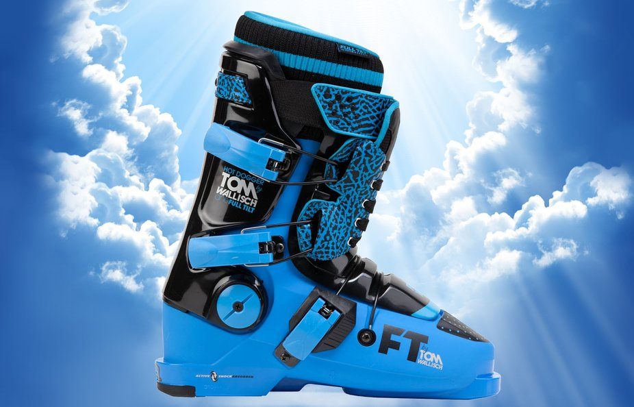 An Ode to the Ski Boot