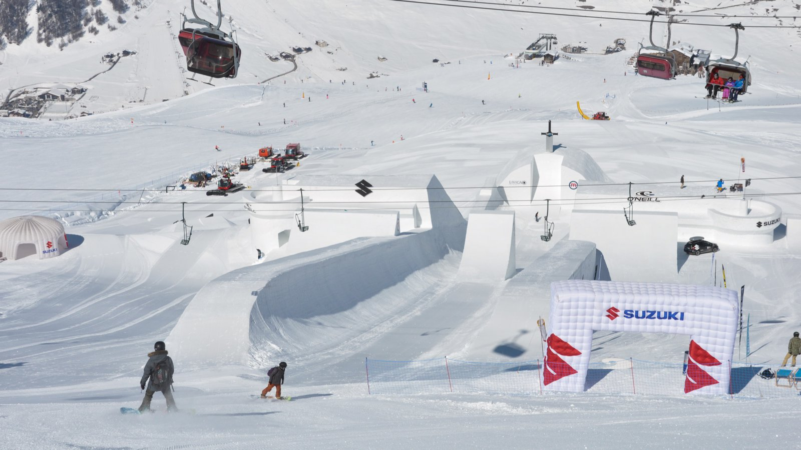 This year's Nine Knights/Nine Queens feature