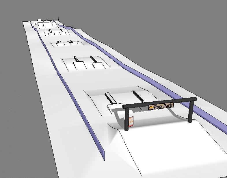 Pup Park Concept