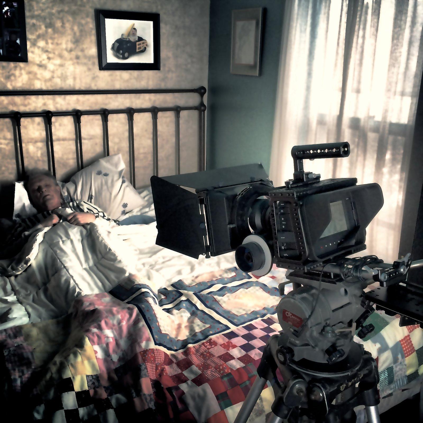 Black Magic Cinema Camera 2