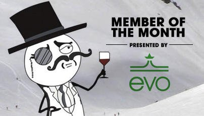 March's Evo MOTM: TallxT