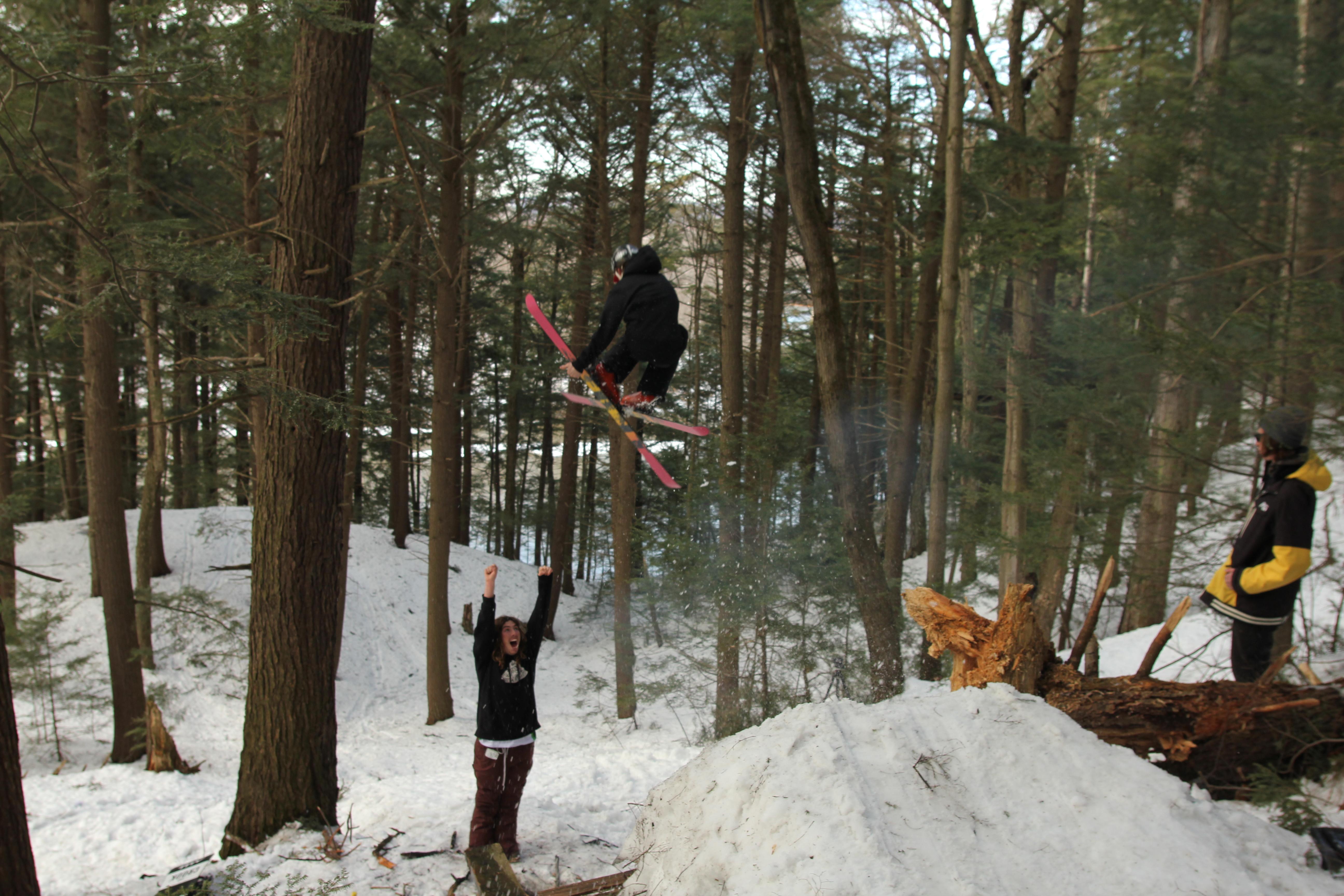 Backwoods Jumpin'
