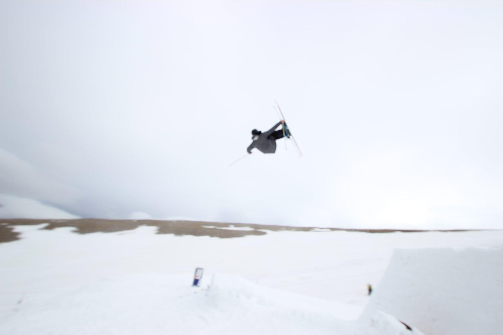 Scottish skiing