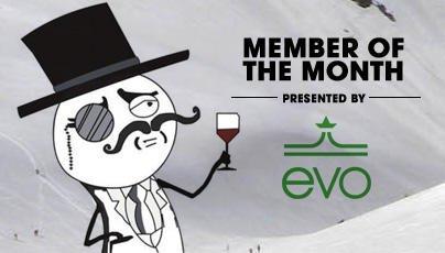 January's Evo MOTM: gavinrudy