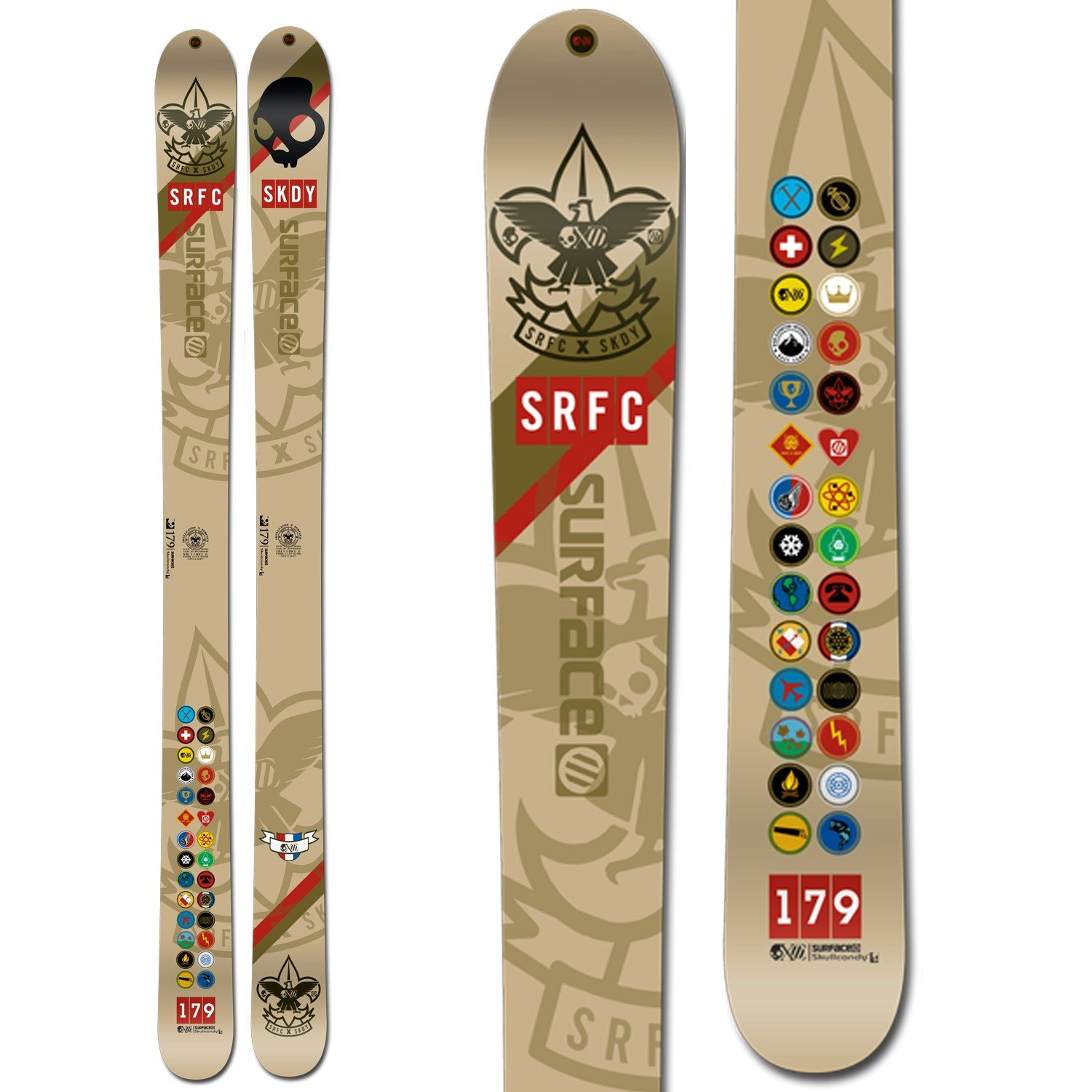 Surface x skull candy one life 189