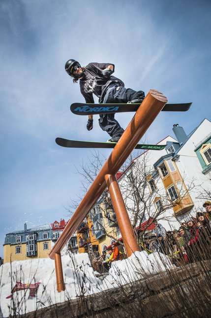 Frank GP at the Red Bull Foret Urbaine
