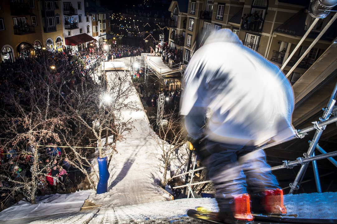 The Red Bull Forêt Urbaine Photo Gallery