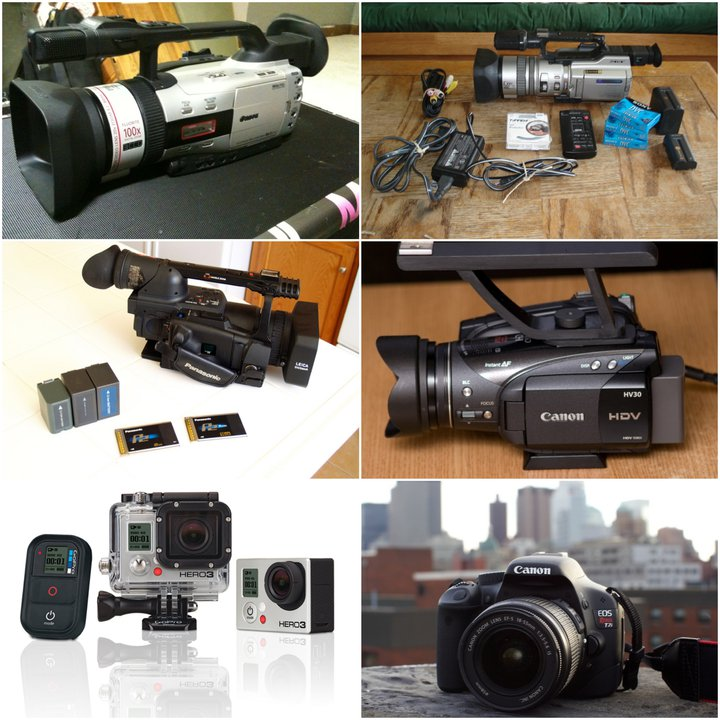 RECAP: The most popular video cameras on NS