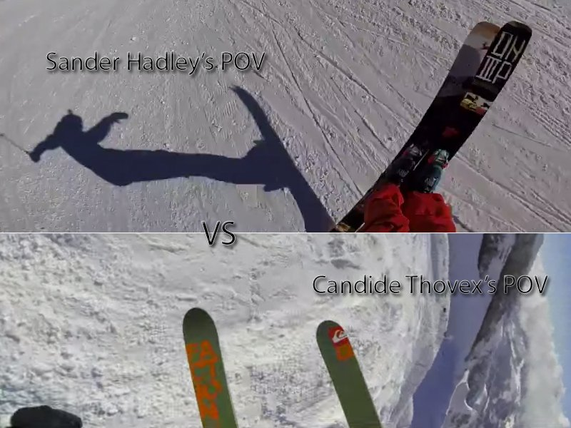Candide vs Sander - Who puts out the best POV edits?