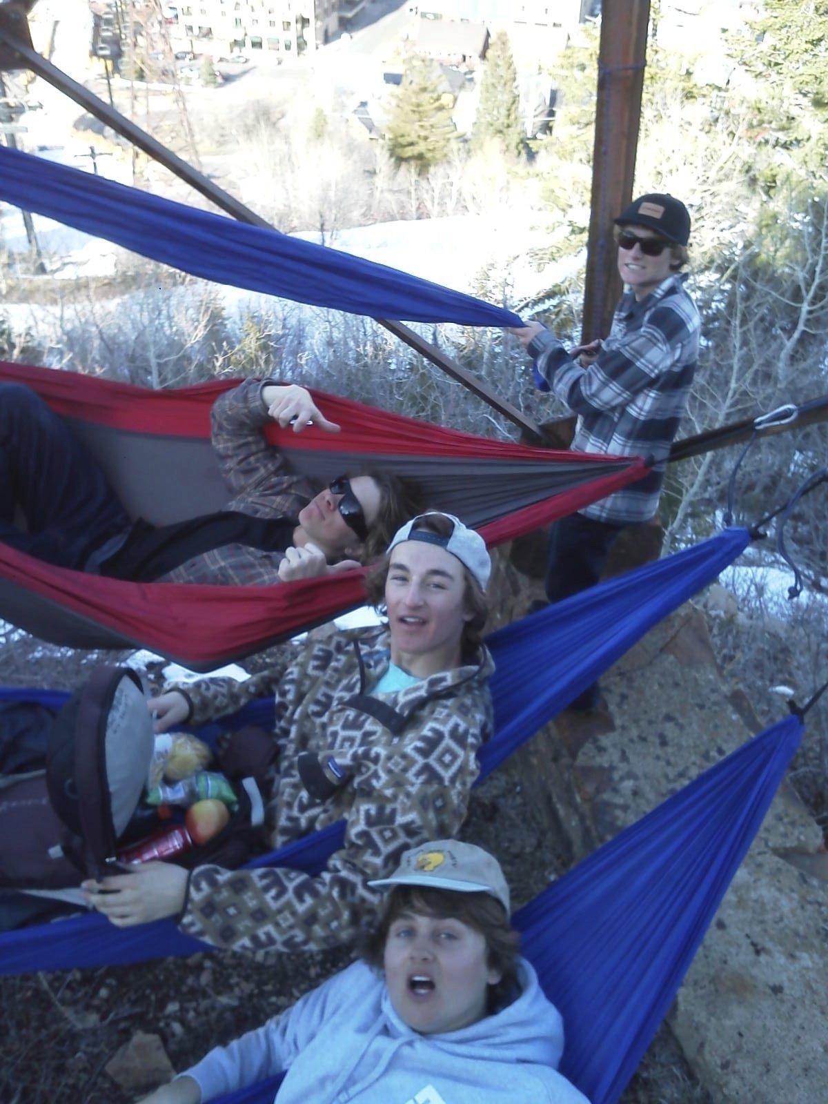 hammocking PC