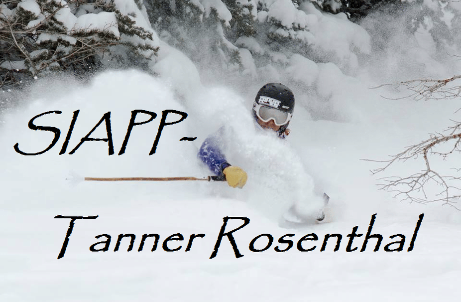 Skiing in a Pros Pocket: Tanner Rosenthal