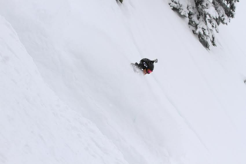 How to ski when your 51