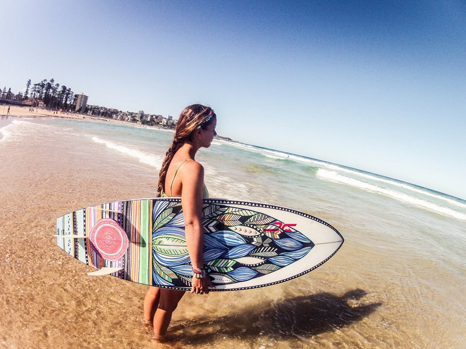Alana Surf Custom