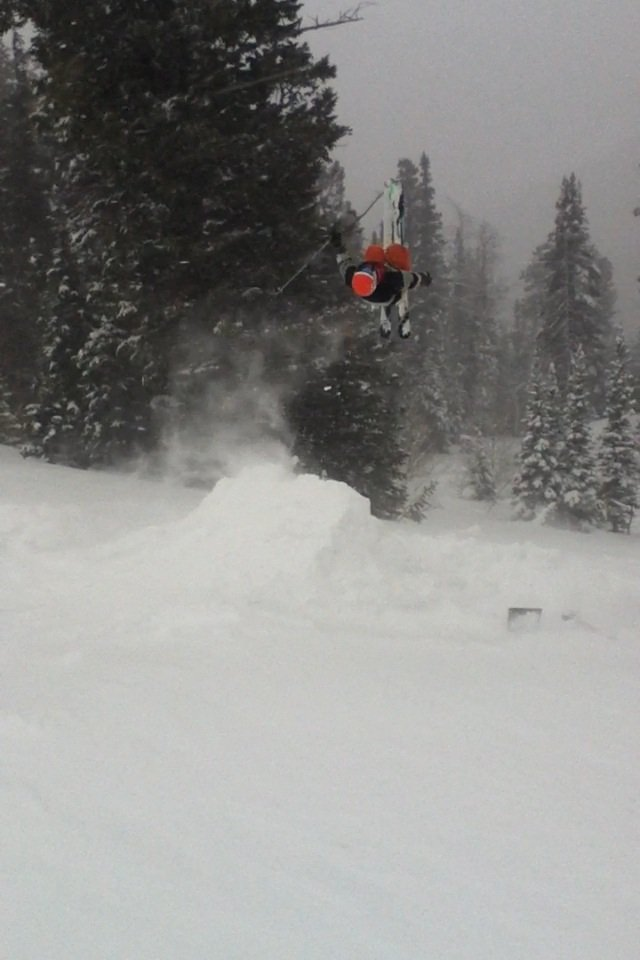 BACKcountry BACKflip