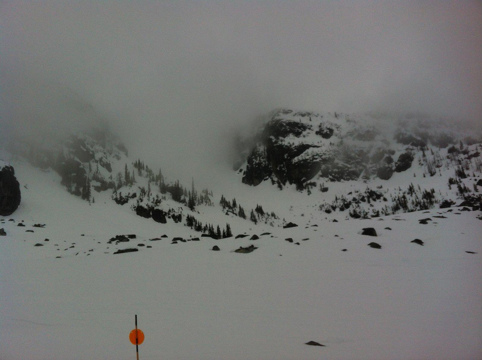 Blacomb Glacier