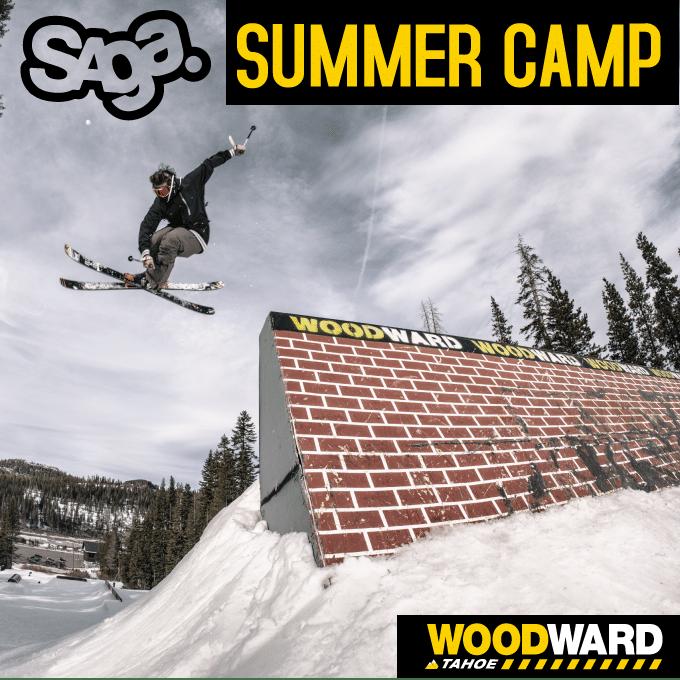 Saga @ Woodward Tahoe