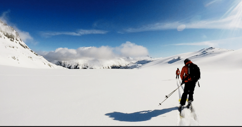 Always a good day in the Whistler backcountry.