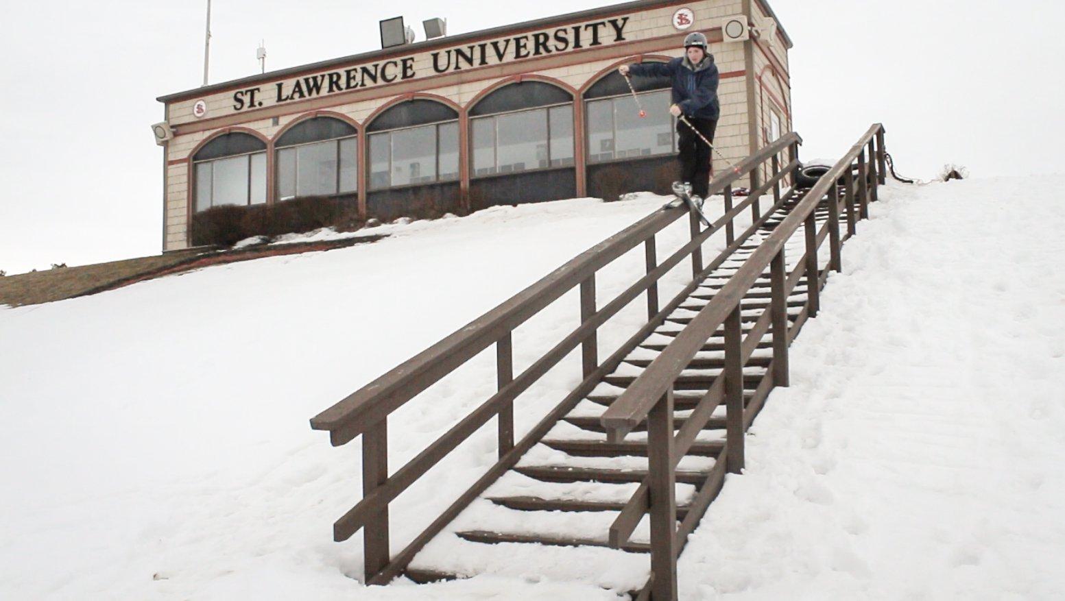 SLU Campus Rail