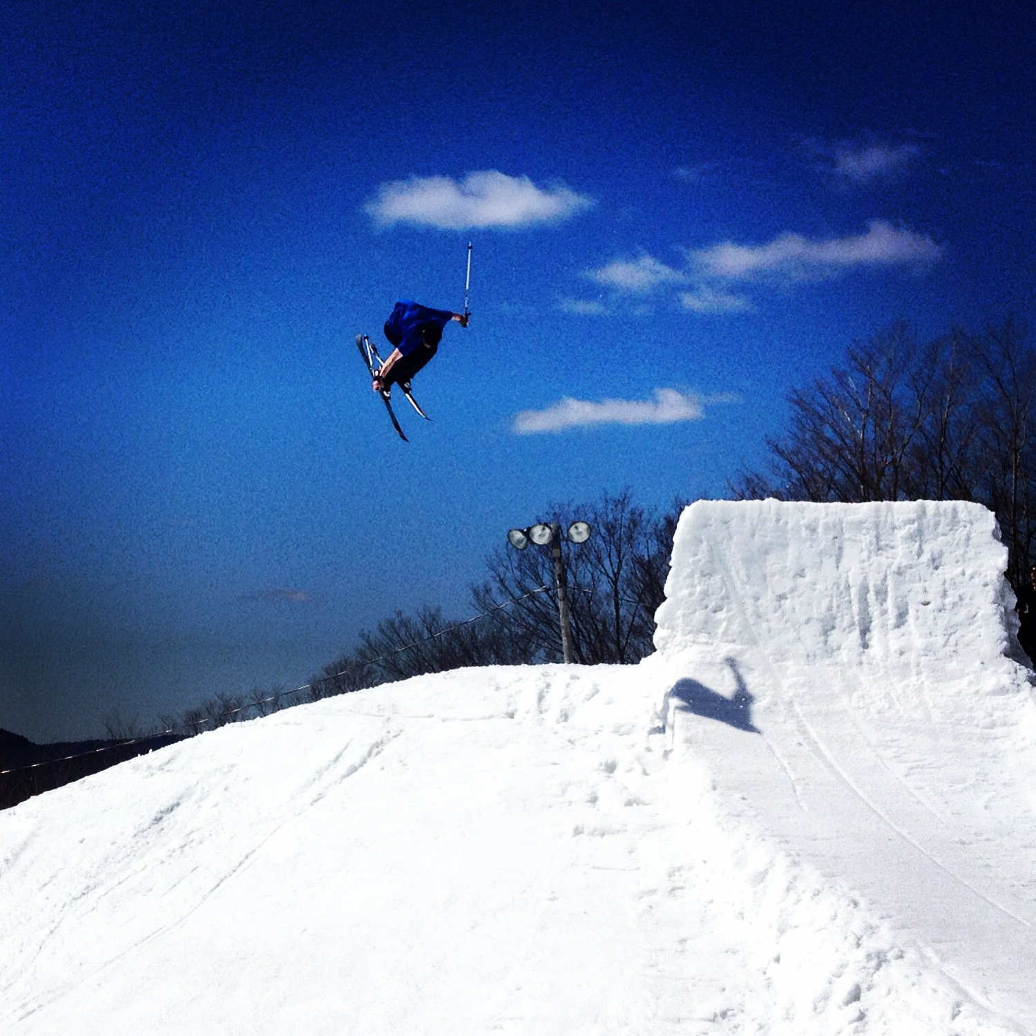 Quarter Pipe 360 Safety